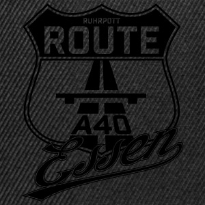 Route A40 Essen Pullover & Hoodies - Snapback Cap