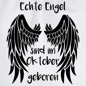 Engel Oktober Tops - Turnbeutel