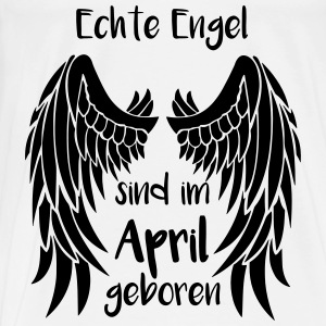 Engel April Tops - Männer Premium T-Shirt