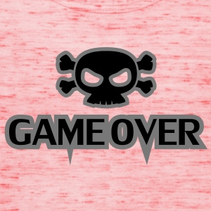 game over totenkopf - Frauen Tank Top von Bella