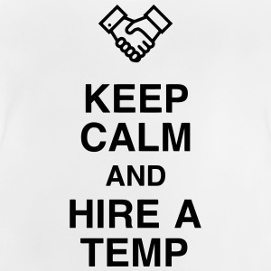 Interim Agency Temporary Worker Temp Shirts - Baby T-Shirt