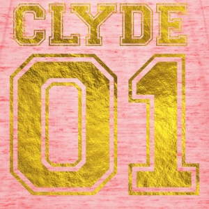 Clyde 01 gold 1 T-Shirts - Frauen Tank Top von Bella