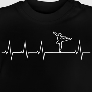 I love Ballet Long Sleeve Shirts - Baby T-Shirt