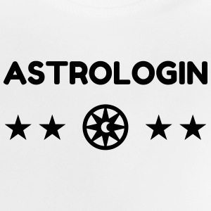 Astrology Astrologer Astrologie Astrologue Shirts - Baby T-Shirt