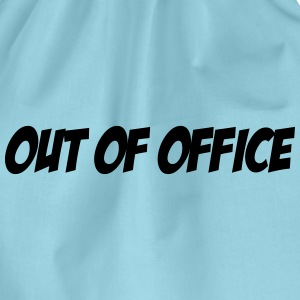 Out of Office T-shirts - Drawstring Bag