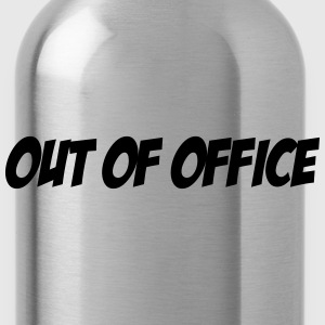 Out of Office T-shirts - Water Bottle