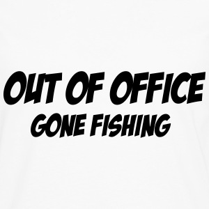 Out of Office T-shirts - Men's Premium Longsleeve Shirt