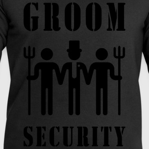 Groom Security (Bachelor Party / Stag Night) Sports wear - Men's Sweatshirt by Stanley & Stella