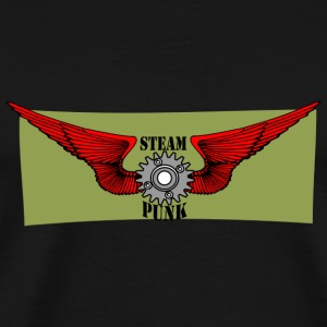 Steam Punk - Men's Premium T-Shirt