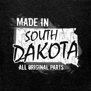 Made in South Dakota all original parts  - Men's Premium Tank Top