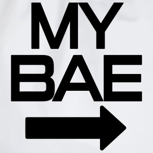 My Bae T-Shirts - Drawstring Bag