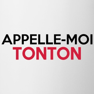 APPELLE-MOI TONTON Sweat-shirts - Tasse