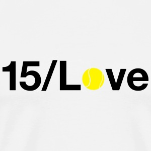 15/Love Tops - Men's Premium T-Shirt