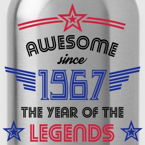 Awesome since 1967 - Trinkflasche
