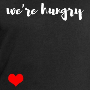 We are hungry T-Shirts - Men's Sweatshirt by Stanley & Stella