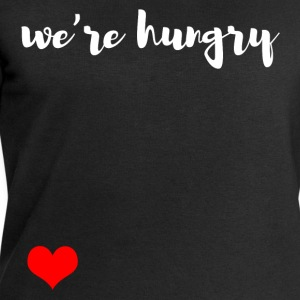 We are hungry Shirts - Men's Sweatshirt by Stanley & Stella