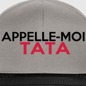 APPELLE-MOI TATA Sweat-shirts - Casquette snapback