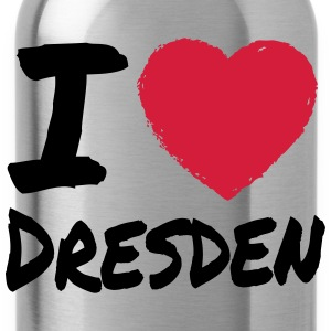 I Love Dresden T-Shirts - Trinkflasche