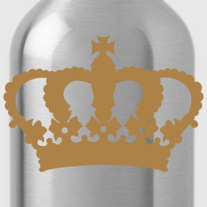 crown T-Shirts - Water Bottle