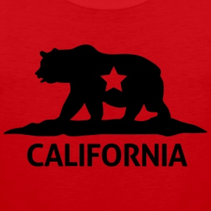 california T-Shirts - Männer Premium Tank Top