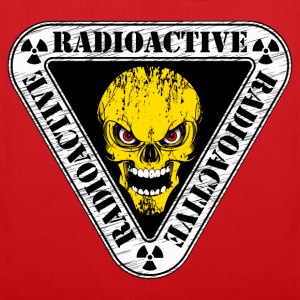 radioactive skull Sweat-shirts - Tote Bag