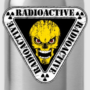 radioactive skull Sweat-shirts - Gourde