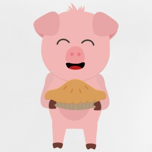 Pork with cake Shirts - Baby T-Shirt