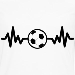 Football,soccer - Men's Premium Longsleeve Shirt