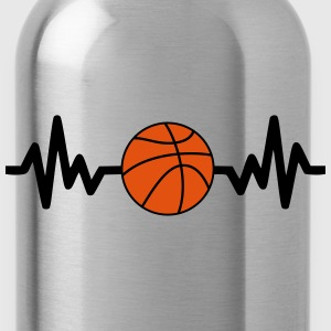Basket basketball t-shirt - Water Bottle