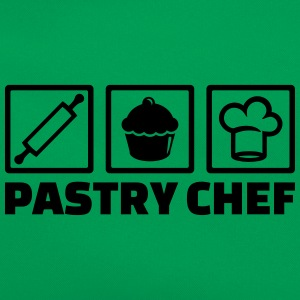 Pastry chef T-Shirts - Retro Tasche