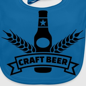 Craft beer T-Shirts - Baby Bio-Lätzchen