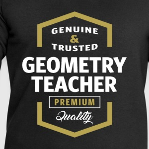 Geometry Teacher | Gift T-shirt - Men's Sweatshirt by Stanley & Stella