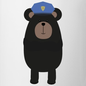 Grizzly COP Shirts - Mok
