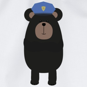 Grizzly COP Shirts - Gymtas