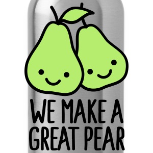 We make a great pear T-shirts - Drinkfles