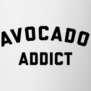 Avocado Addict Funny Quote Kasketter & huer - Kop/krus