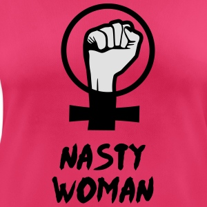 Nasty woman Vêtements Sport - T-shirt respirant Femme