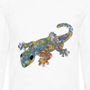 lizard #1 T-Shirts - Men's Premium Longsleeve Shirt
