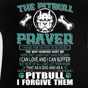 The Pitbullgebet Long Sleeve Shirts - Baby T-Shirt