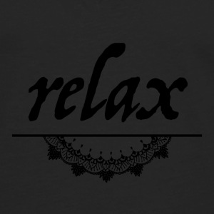 Relax - T-shirt manches longues Premium Homme