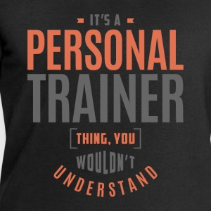 Personal Trainer Thing - Men's Sweatshirt by Stanley & Stella
