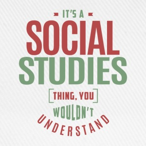 Social Studies Thing - Baseball Cap