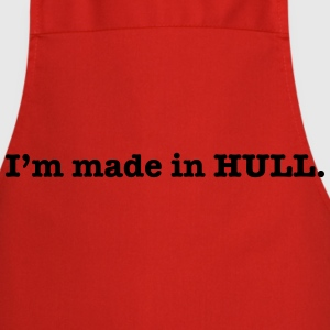 I'mMadeInHUll T-Shirts - Cooking Apron
