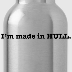 I'mMadeInHUll T-Shirts - Water Bottle