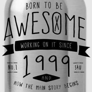 18. Geburtstag - U are awesome! T-Shirts - Trinkflasche