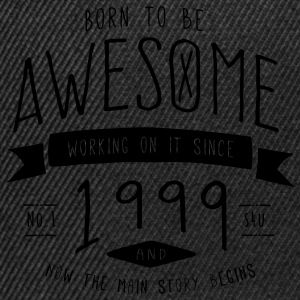 18. Geburtstag - U are awesome! T-Shirts - Snapback Cap