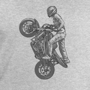 Stunt riding Shirts - Men's Sweatshirt by Stanley & Stella