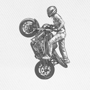 Stunt riding T-shirts - Baseballkasket