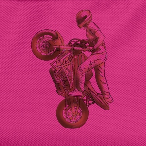 Stunt riding Tee shirts - Sac à dos Enfant