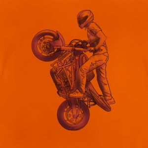 Stunt riding T-shirts - Baby T-shirt